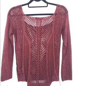 Millau large knit sweater. Excellent condition